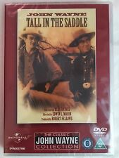 NEW & Factory sealed DVD Classic Western Tall in the Saddle - John Wayne Classic