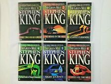 The Green Mile Series 1-6 Stephen King Paperback 1996