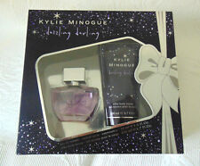 KYLIE MINOGUE DAZZLING DARLING Gift Set  EDT + Body Lotion NIB