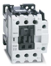 TECO CU-16-24V Magnetic Contactor 3A1A 50/60 Hz