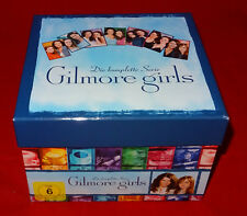 DVD-Box (42 DVDs) - Gilmore Girls -  komplette Serie (alle 153 Episoden)