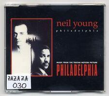 Neil Young Maxi-CD Philadelphia - 3-track CD