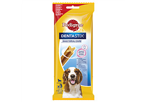 Medium Sized Dog Chews PEDIGREE DENTASTIX 77 g
