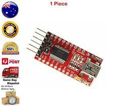 FTDI FT232RL USB to TTL Serial Converter Adapter Module 5V / 3.3V For Arduino