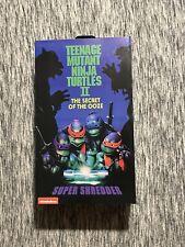 Neca - ( Super Shredder )- Teenage Mutant Ninja Turtles Tmnt NEW