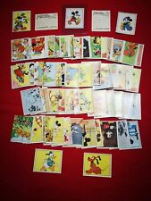 PANINI  Mickey Story  Walt Disney 1978 -Sticker CHOOSE 5 Stickers from the List