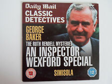 DAILY MAIL CLASSIC DETECTIVES (SIMISOLA) INSPECTOR WEXFORD DVD