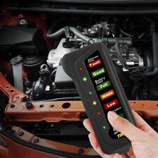 Universal BST100 12V Car Battery Analyzer Auto Battery Alternator Checker USA