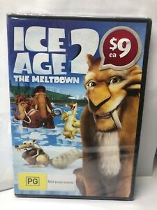 Ice Age 2 - The Meltdown DVD brand-new sealed fast safe shIpping