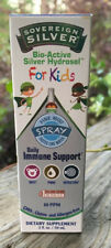 Sovereign Silver Daily Immune Support For Kids/bio Active