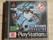 EXTREME GHOSTBUSTERS ULTIMATE INVASION PLAYSTATION 1 PS1 NEUF BLISTER