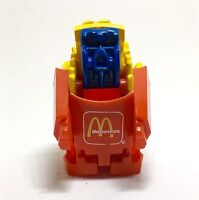 McDonald's Fry Changeables 1987 Happy Meal - French Fries Toy Rare