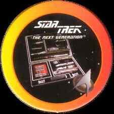 STAR TREK THE NEXT GENERATION, MEDICAL KIT,  STARTDISC POG MILK CAP, # 01