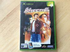 Shenmue 2 Xbox Game! Complete! Look In The Shop!