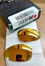 OAKLEY JULIET 24K IRIDIUM LENSES ONLY AUTHENTIC REPLACEMENT AUTHENTICCUT GOLD
