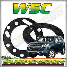 Pair Holden Colorado RG 2011 on 4WD Front Coil Strut Spacer 12mm Lift