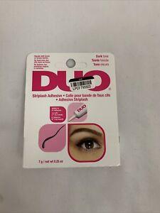 DUO Striplash Adhesive Dark Tone Blends With Black Or Brown Lashes Glue