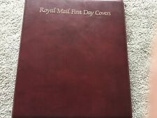 ROYAL MAIL FIRST DAY COVER  ALBUM IN EXCELLENT CONDITION