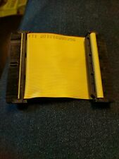 Small Yellow Ribbon Cable For 40 Pin both ends