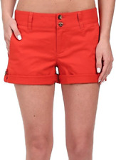 Mountain Khakis Island Shorts Relaxed Fit Women's Red Size 32*6