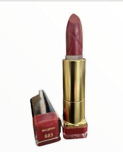 Max Factor Colour Elixir Lipstick. Full Size. Women's Makeup. Choose Your Shade.