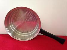 """Flavorite? 8"""" Steamer Strainer Insert Pan"""
