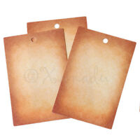 50 Or 100PCs Ocean Starfish Specialty Wholesale Paper Price Tags P8361-20