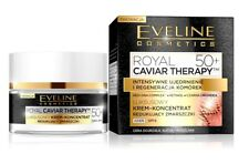 EVELINE ROYAL CAVIAR THERAPY ANTI-WRINKLE FACE CREAM CONCENTRATE 50+ DAY