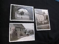 Foto 3 xx Spangenberg Stadttor Straße 50er  7 x 10 cm