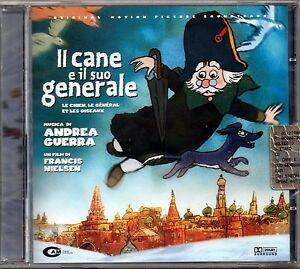 COLONNA SONORA - IL CANE E IL SUO GENERALE - ANDREA GUERRA - CD NUOVO SIGILLATO