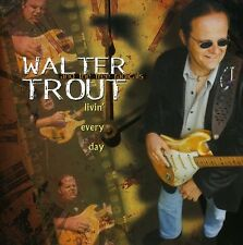 Walter Trout - Livin Every Day [New CD]