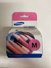 Samsung Toner Ctg CLP-M300A/XAA Magenta for Samsung CLP-300 New