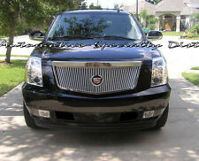 1PC VERTICAL CLASSIC GRILLE GRILL E&G FITS 2007-2014 CADILLAC ESCALADE EXT, ESV