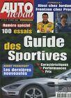 AUTO HEBDO n°1303 du 15 Août 2001 GP HONGRIE GUIDE DES SPORTIVES