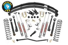 "Jeep XJ Cherokee 6.5"" X-Series Lift Kit w/ N2.0 Shocks, 69620, SAME DAY SHIPPING"