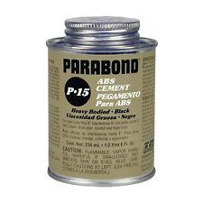 Ez-Flo 76228 ABS Cement - Black Medium Body Pint