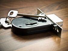 NEW 7 lever high security mortice deadlock 5 keys wooden door lock deadbolt