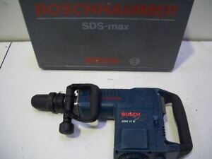 Bosch Meisselhammer GSH 11E  1500 Watt SDS-max