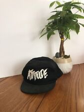 """Vintage T.I. Chicago Sun - Times Sports """"Attitude"""" Hat Black One Size Ships N24h"""
