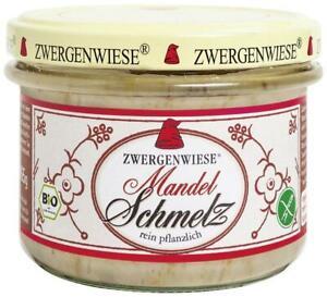 (1,81 EUR/100 g) Zwergenwiese Mandel Schmelz bio vegan 165 g