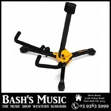 Hercules GS401BB Mini Acoustic Guitar Stand Foldable Also Electric + Bass