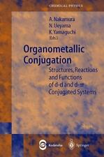Organometallic Conjugation: Structures, Reactions and Functions of d-d-ExLibrary