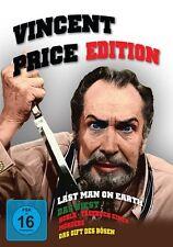 Limitata VINCENT PREZZO BOX Last Man On Terra HORLA Biest GIFT DES MALE 4 DVD