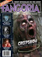 Fangoria Vol. 2  #5 Magazine Creepshow IT Clown Aliens Rob Zombie HORROR