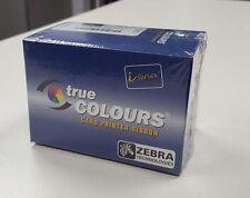 Zebra 800015-440 YMCKO Ribbon for P310i P320i P330i P420i P520i Printers
