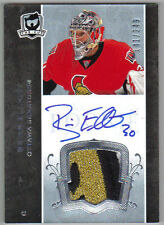 07-08 The Cup Brian Elliott Auto Sweet Jersey Patch Rookie Card RC #152 141/249