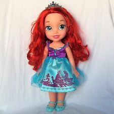MY FIRST DISNEY PRINCESS TODDLER DOLL  ARIEL THE LITTLE MERMAID