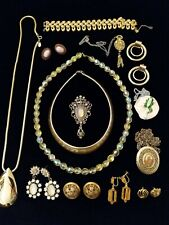 resale, or repurpose Assorted jewelry-vintage: to wear,
