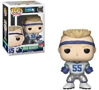 FUNKO POP! NFL: Legends - Brian Bosworth [New Toy] Vinyl Figure