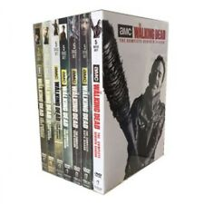 The Walking Dead : Complete Season 1 2 3 4 5 6 7 Seasons 1-7 DVD